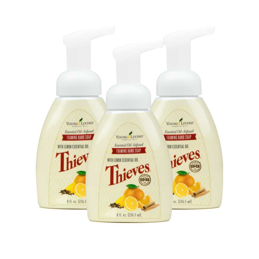 Thieves Foaming Hand Soap Abundance In Simplicity